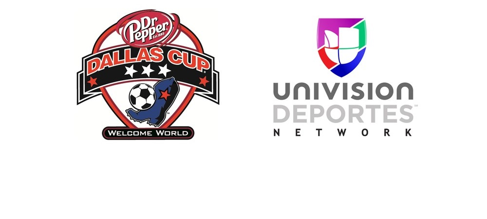 Dr Pepper Dallas Cup Inks Landmark Multi-Year Broadcast Agreement with Univision Deportes