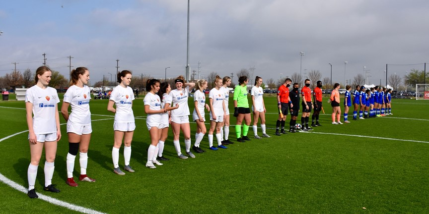 Inaugural Dallas Cup Girls Invitational presented by Mary Kay Kicks off the 42nd Edition of the Dallas Cup