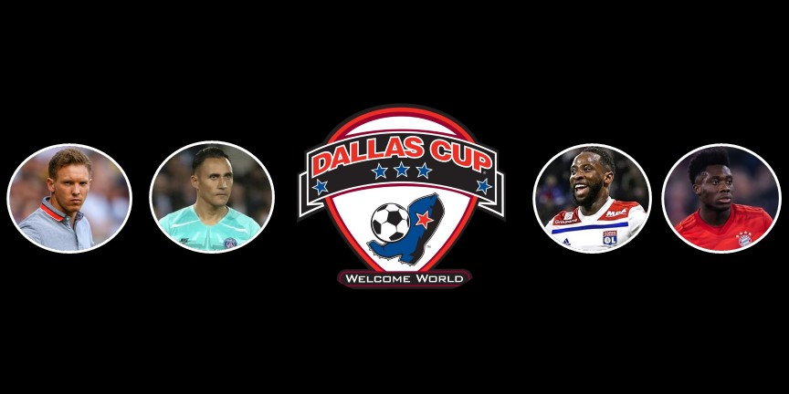 Dallas Cup Alumni Continue to Shine in UEFA Champions League