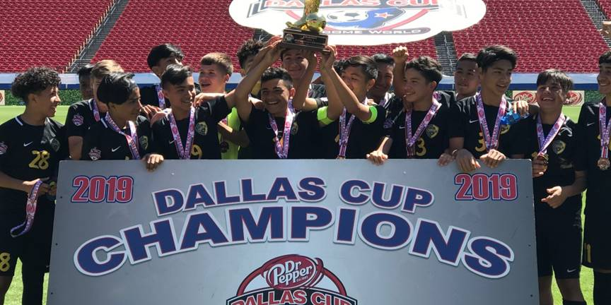 Dr Pepper Dallas Cup Crowns First Four Champions of 2019
