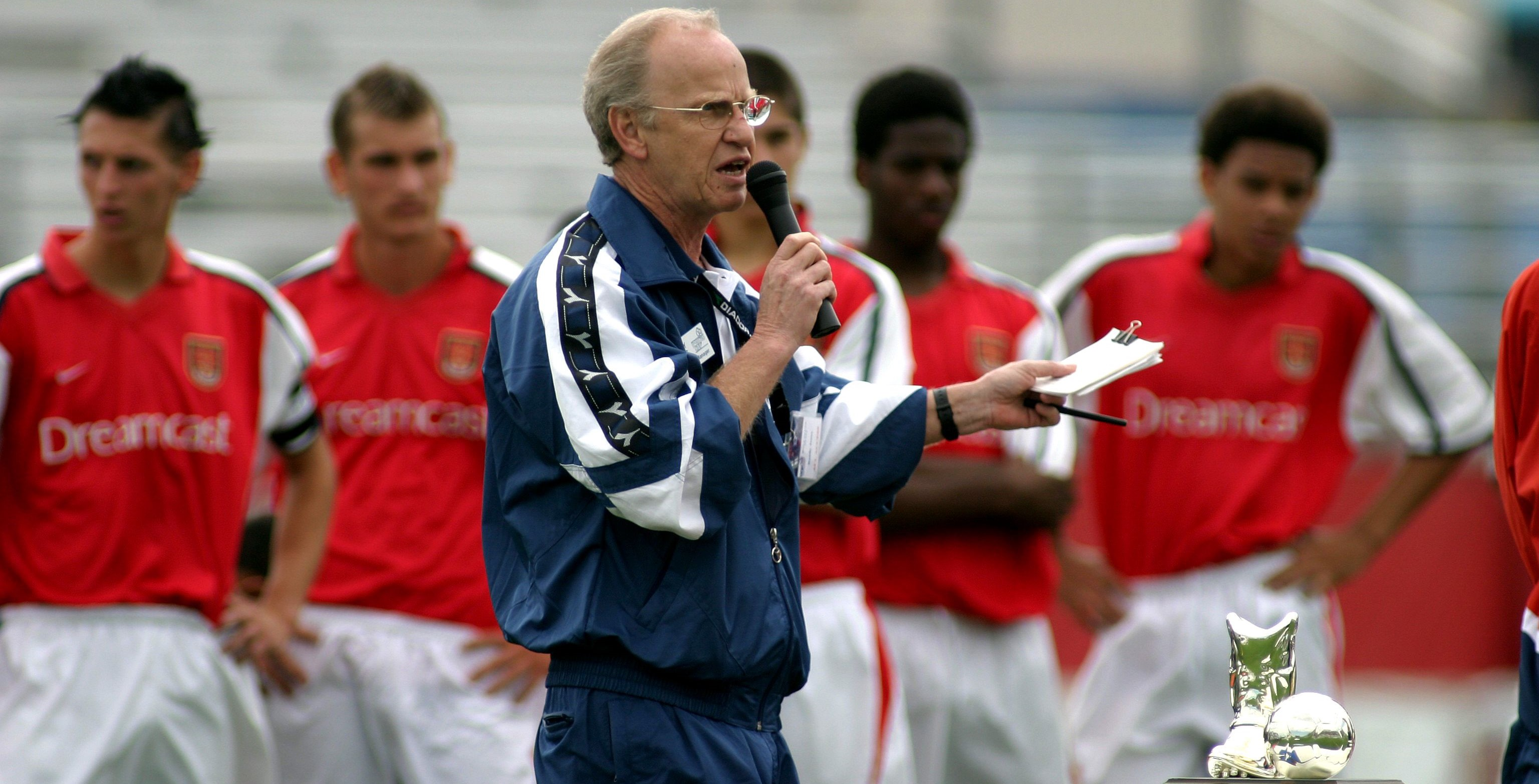 Former Dallas Cup Tournament Manager Randy Jones Passes Away