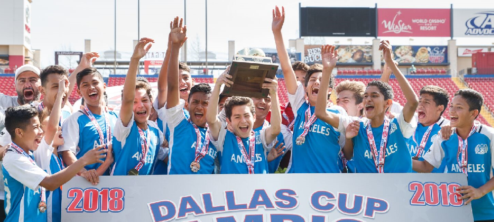 Dr Pepper Dallas Cup XXXIX Crowns First Four Champions of 2018
