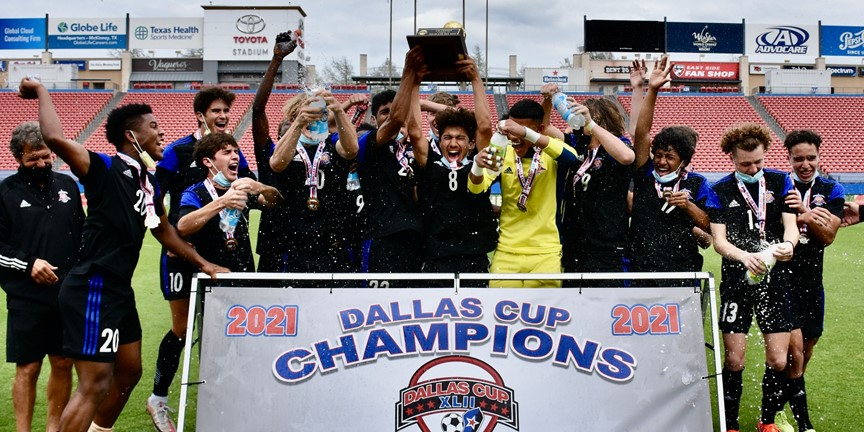 Dallas Cup XLII Concludes with Four New Champions Being Crowned at Toyota Stadium
