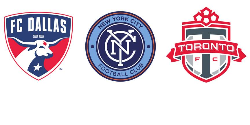 Trio of MLS Academy Teams Joins Gordon Jago Super Group for 2019 Dr Pepper Dallas Cup